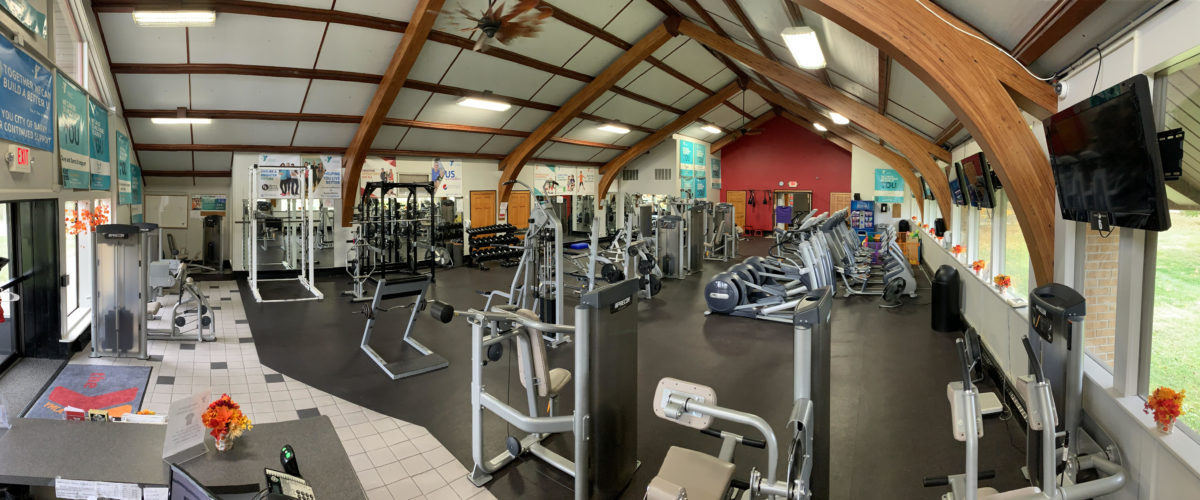 Pano-main gym